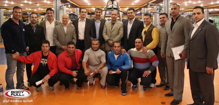 گزارش مسابقات بدنسازی قهرمانی اسیا 2011 (2)
