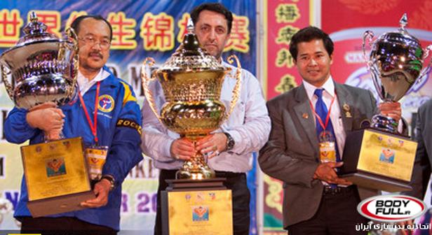 قهرمانی-تیم-پرورش-اندام-ایران-دررقابتهای-جهانی-مالزی