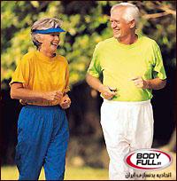 1ورزش نکردن قدرت عضلانی سالمندان را کاهش میدهد.