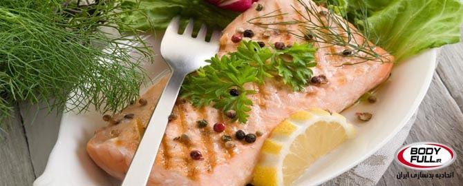 غذاهایی که علیه چربیهای اضافه میجنگند