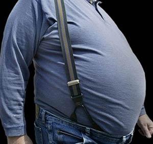 چاقی وزن