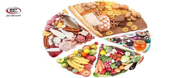 دانستنی هایی درباره تغذیه سالم