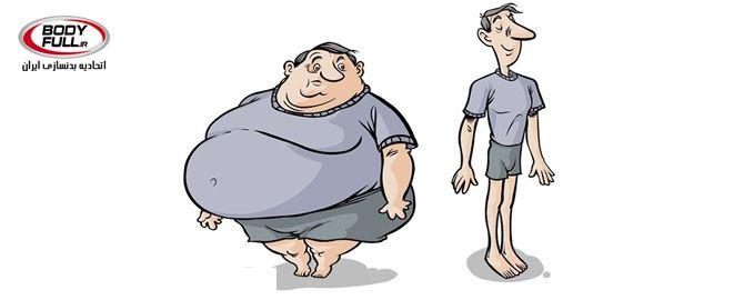 استفاده از 18 راه برای لاغری