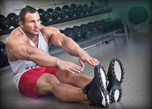 کشش عضلات