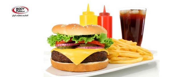 آشنایی با عادات غلط غذایی