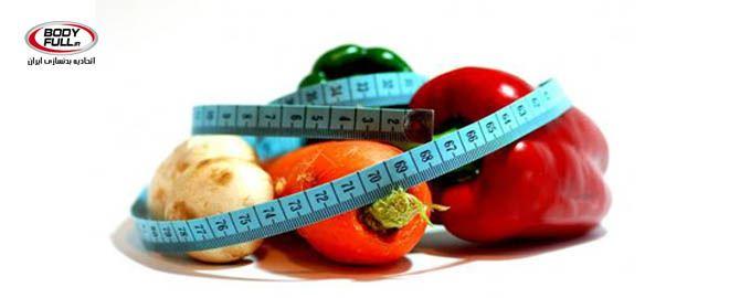 عوارض رژیم های لاغری و غذایی خودسرانه