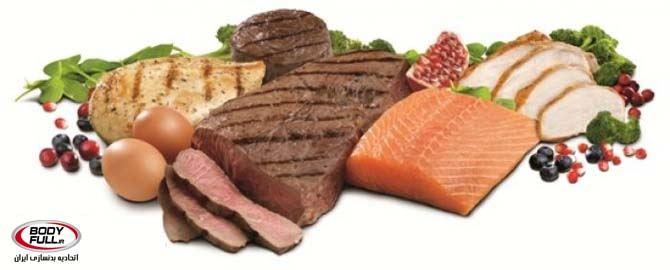 می توانید با رژیم سرشار از پروتئین لاغر شوید