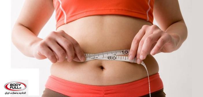 توصیه هایی برای لاغری شکم