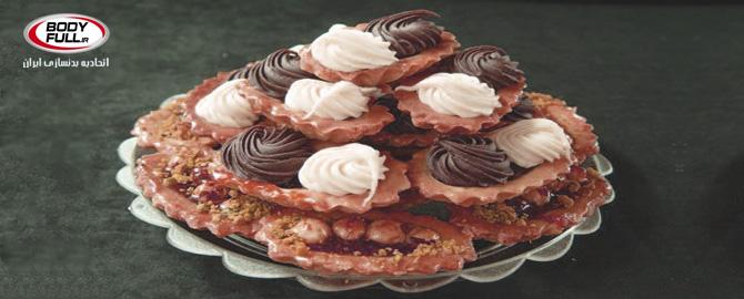 شیرینی-و-چاقی-شکم-دوستان-جدا-نشدنی