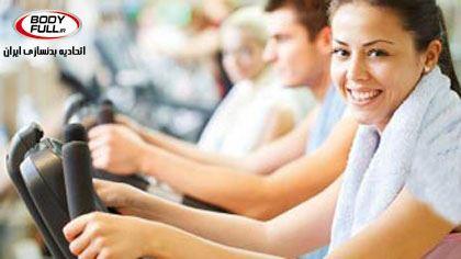 ورزش همچنان بی رقیب-برای لاغر شدن چقدر ورزش کنیم؟