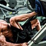 برنامه تمرینی عضلات پا