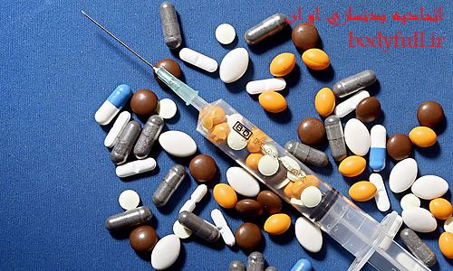 مروری بر تعدادی از عوارض مصرف استروئیدها
