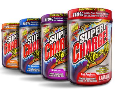 مکمل Super charge Xtreme N.O