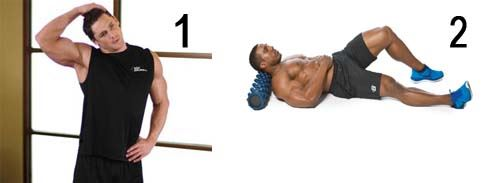حرکات اصلاحی برای اعضای نامتقارن بدن (2)