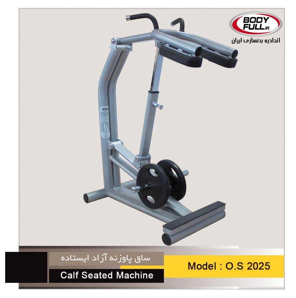os2025Calf Seated Machine