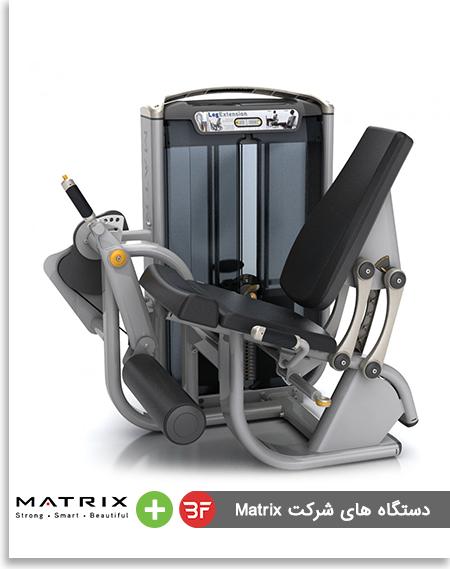 دستگاه های بدنسازی خارجی شرکت matrix