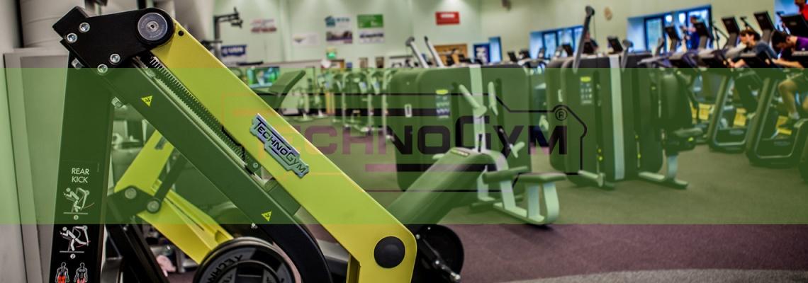 شرکت تکنوجیم techno gym