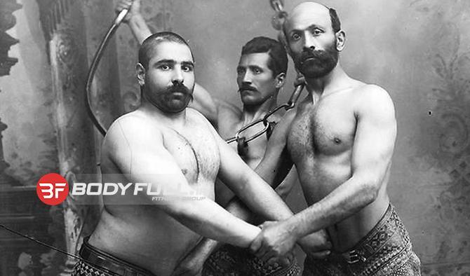 نمایش بدن در ایران