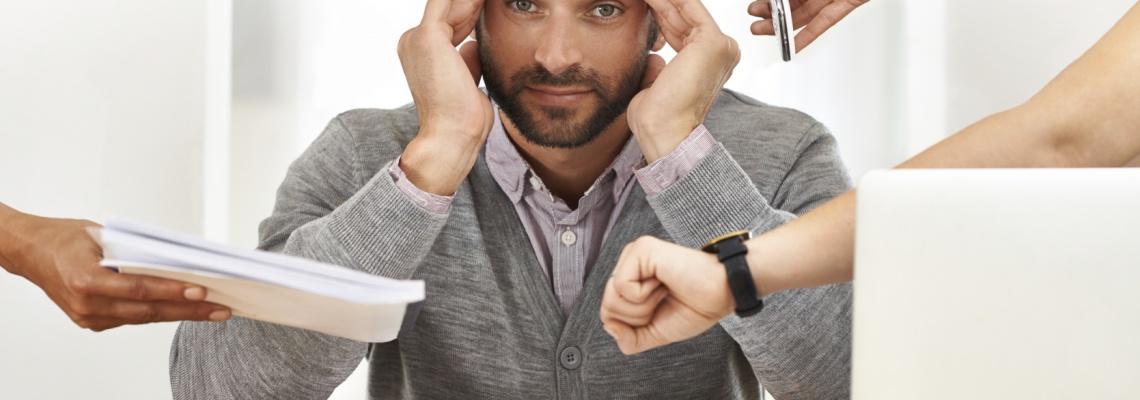 10 روش برای از بین بردن استرس