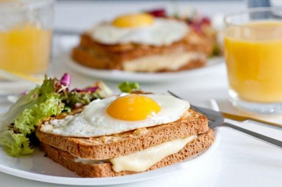 صبحانه پروتئینی بدون گوشت