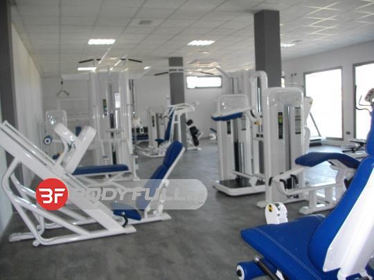 باشگاه تجهیز شده با دستگاه بدنسازی تلجو telju