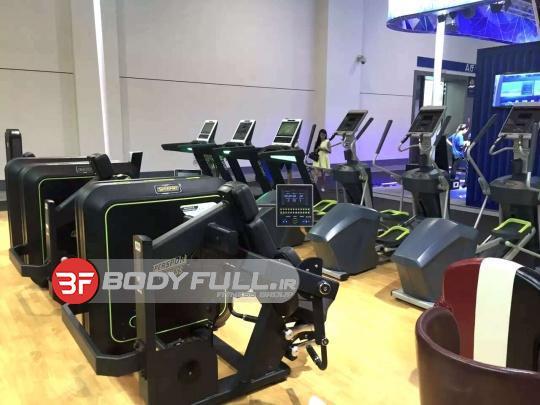 باشگاه تجهیز شده با دستگاه بدنسازی سوپر اسپرت super sport