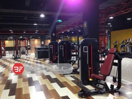 باشگاه های تجهیز شده با دستگاه بدنسازی ام بی اچ mbh