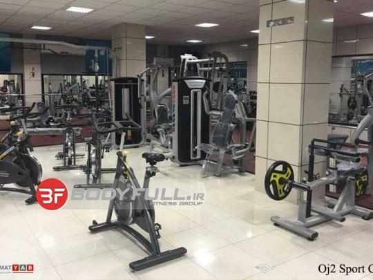 باشگاه بدنسازی اوج یزد