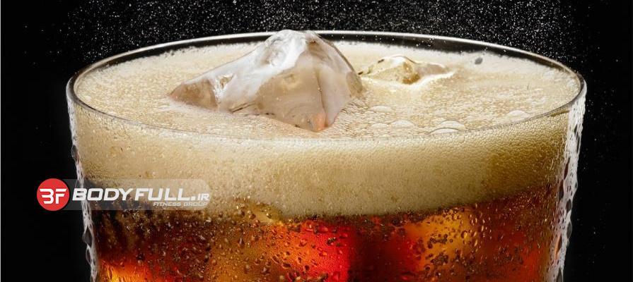 عوارض نوشیدنی های گازدار