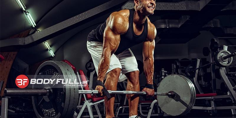 تمرینات بدنسازی قفسه تا پا با شدت بالا