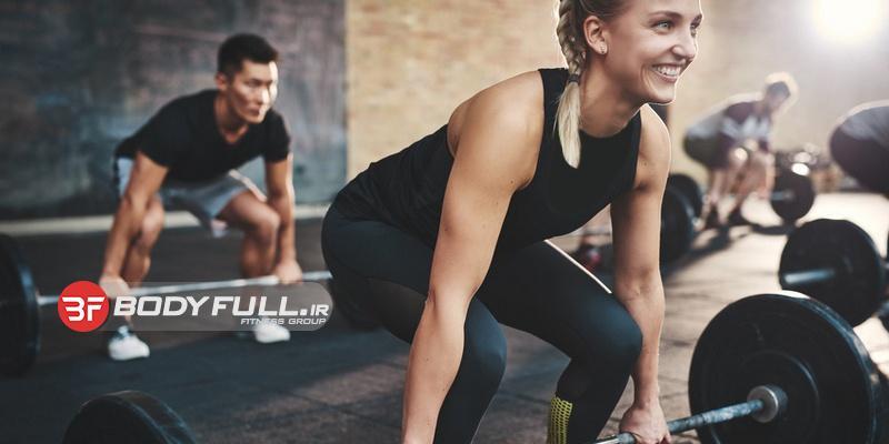 تمرینات سفت کردن و بالا بردن عضلات باسن برای خانم ها