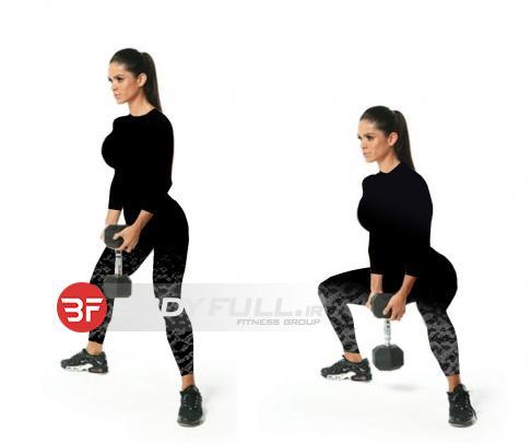 تمرینات سفت کردن و بالا بردن باسن برای خانم ها