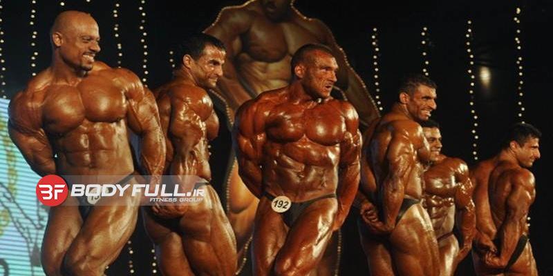 نتایج مسابقات جهاني پرورش اندام IFBB3