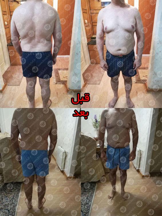 کاهش وزن 6 کیلویی در یک ماهکاهش وزن 6 کیلویی در یک ماه
