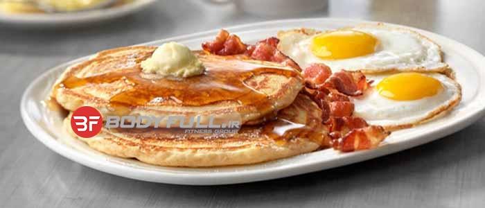 در مورد صبحانه