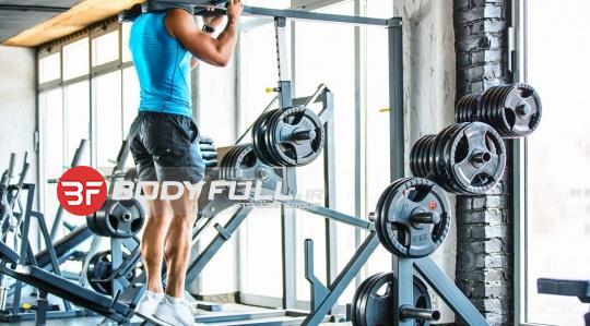 رشد عضلات درهر ست تمریني