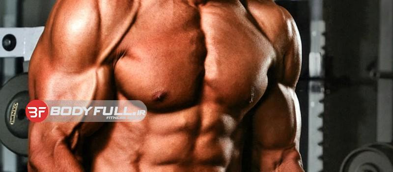 جلو گیری از افت حجم عضلانی و وزنی بعد از دوره