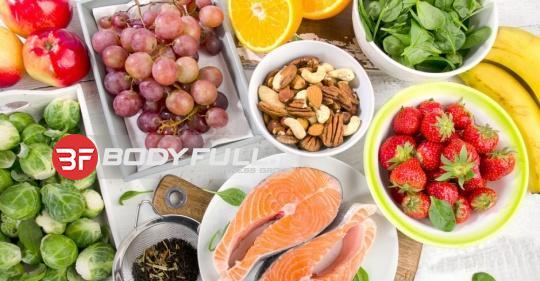 تغذیه سالم-بادی فول-