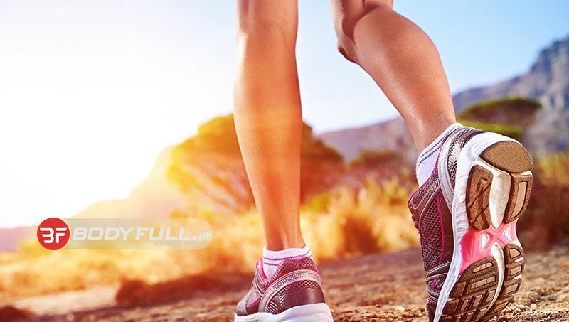 آیا پیاده روی باعث لاغری می شود ؟