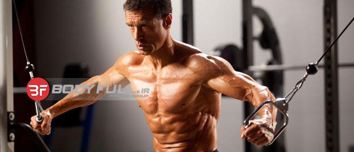 اولین راه طلائی در افزایش حجم عضلات چیست ؟
