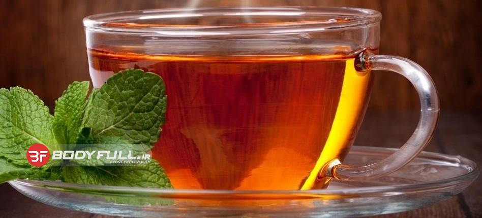 فواید آنتی اکسیدان موجود در چای
