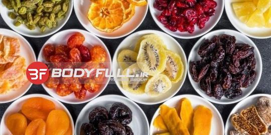 میوههای خشک چاقکننده هستند