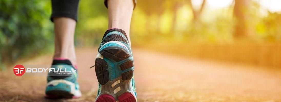پیاده روی ورزشی آرام ، کم فشار ، ارزان و اسان