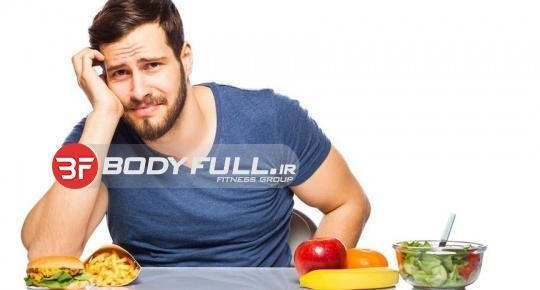 چگونه چاق نشویم؟