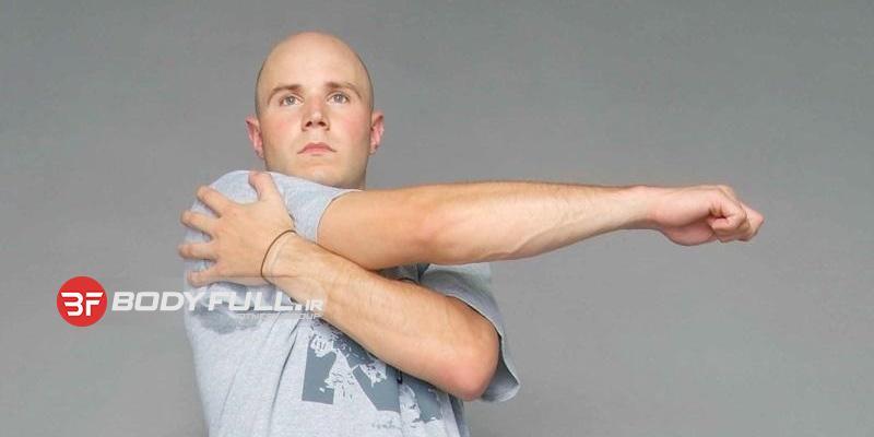 کشش عضلات در بدنسازی