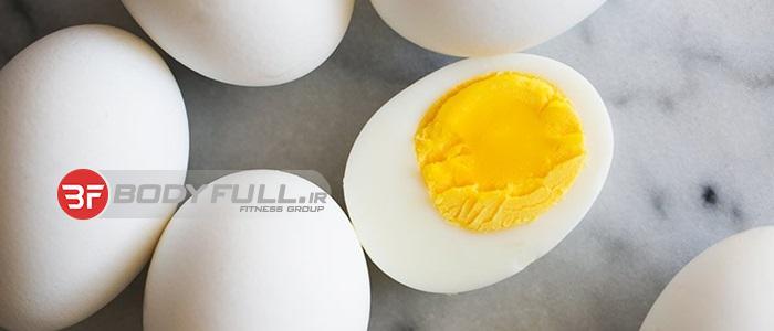 تخممرغ بخورید!