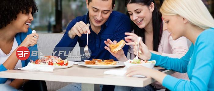چگونه غذا می خورید؟ آرام ، تند یا معمولی؟