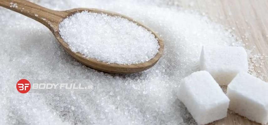 آیا شکر برای بدنسازان مفید است؟