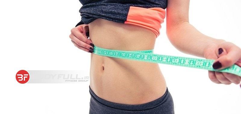 خطرات چاقی و سایز مناسب دور کمر آقایان و بانوان