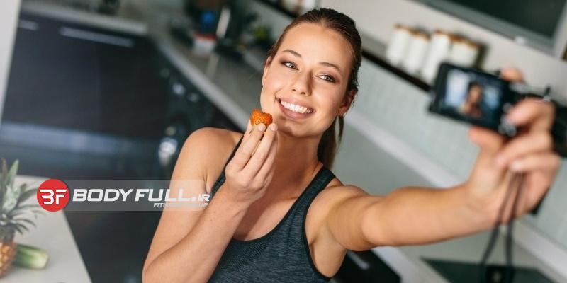 سلامتی و تغذیه صحیح بانوان